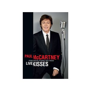 McCARTNEY PAUL - Kisses Live DVD