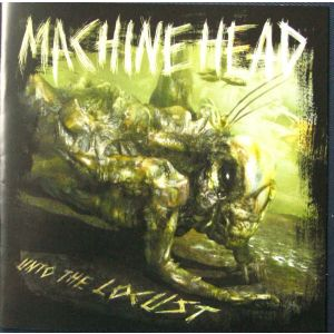 MACHINE HEAD - Unto The Locust CD+DVD