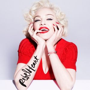 MADONNA - Rebel Heart DELUXE EDITION