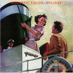 MAGNETIC FIELDS - Holiday CD