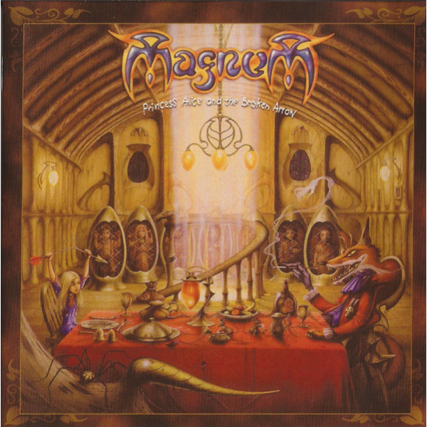 MAGNUM - Princess Alice and the broken arrow CD