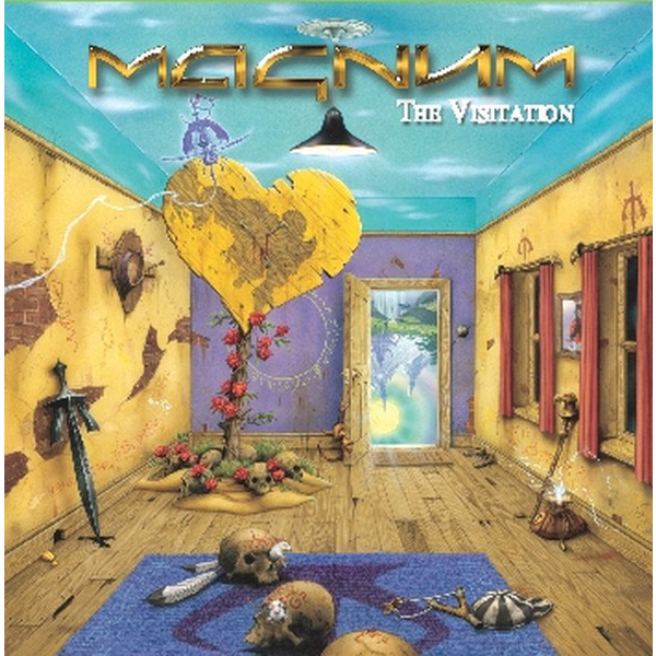 MAGNUM - Visitation CD