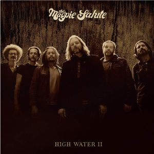 MAGPIE SALUTE - High Water II 2LP UUSI Provogue LTD BROWN vinyls