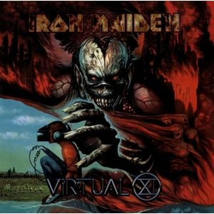 IRON MAIDEN - Virtual XI 2LP UUSI Parlophone