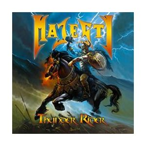 MAJESTY - hunder Rider CD+DVD
