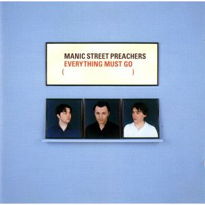 MANIC STREET PREACHERS - Everything must go DELUXE 2CD