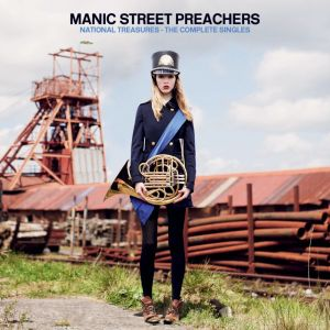 MANIC STREET PREACHERS  - National Treasures – The Complete Singles 2CD