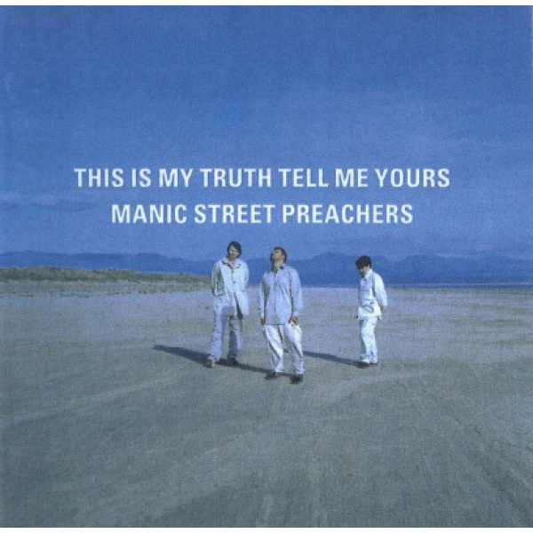 MANIC STREET PREACHERS - This Is My Truth 2LP