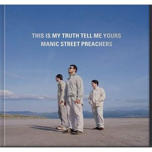 MANIC STREET PREACHERS - This is My Truth Tell Me Yours 20th Anniversary / Hard Bound Book 3-CD Holland