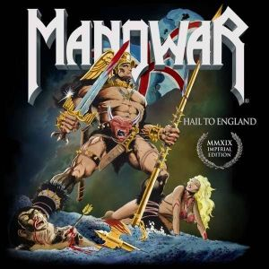 MANOWAR - Hail to England CD IMPERIAL EDITION MMXIX