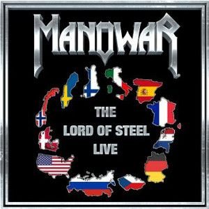 MANOWAR Lords Of Steel - Live