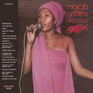 GRIFFITHS MARCIA - Naturally / Steppin' CD