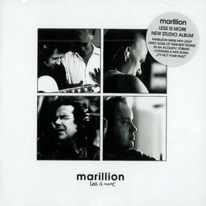 MARILLION - Less Is More CD