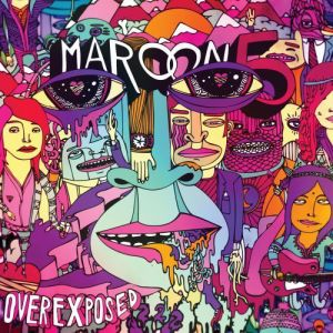 MAROON 5 - Overexposed CD DELUXE EDITION