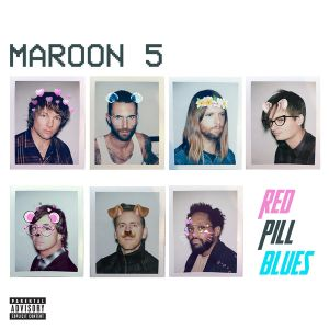 MAROON 5 - Red Pill Blues CD