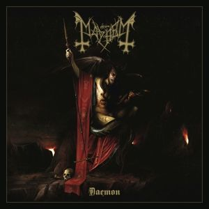 MAYHEM - Daemon CD Limited Edition, Mediabook, Slipcase