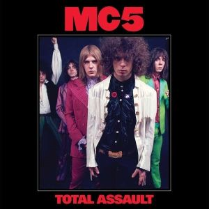MC 5 - Total Assault: 50th Anniversary Vinyl Box 3LP