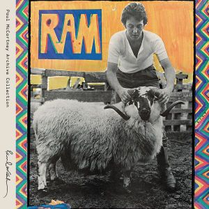 McCARTNEY PAUL - Ram REISSUE 2CD DELUXE