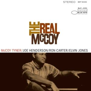 McCOY TYNER - Real McCoy LP Blue Note Classic Vinyl Series