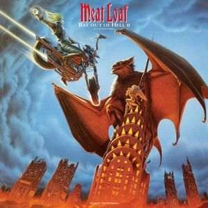 MEAT LOAF - Bat Out of Hell Ii / Back Into Hell 2LP