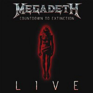 MEGADETH - Countdown To Extinction: Live CD+Blu-ray Disc