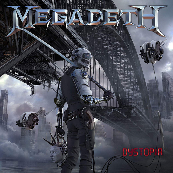 MEGADETH - Dystopia LP Universal