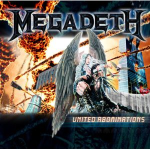 MEGADETH - United Abominations LP