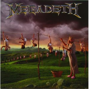 MEGADETH - Youthanasia CD REMASTERED+BONUS