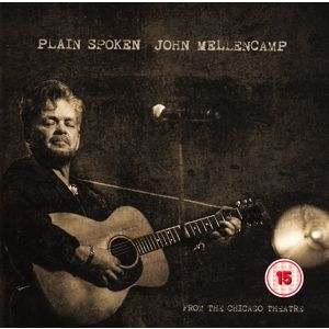 MELLENCAMP JOHN - Plain Spoken - From the Chicago Theatre 2DVD