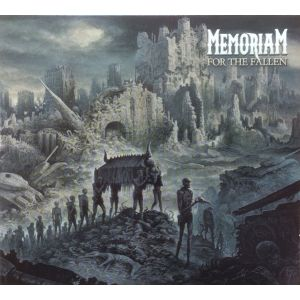 MEMORIAM - For The Fallen CD