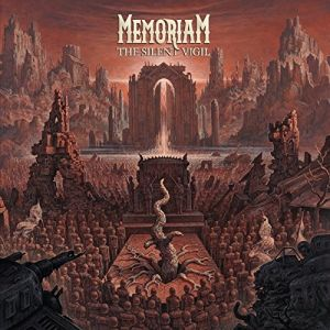 MEMORIAM - The Silent Vigil CD DIGI