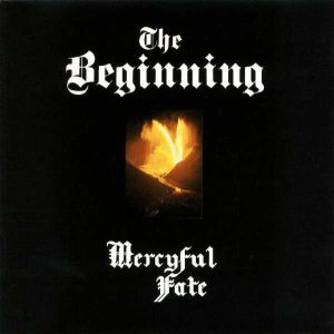 MERCYFUL FATE - The Beginning LP Metal Blade Records