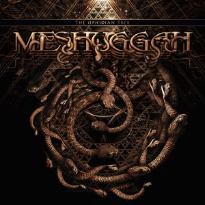 MESHUGGAH - Oidipan Trek 2CD+DVD