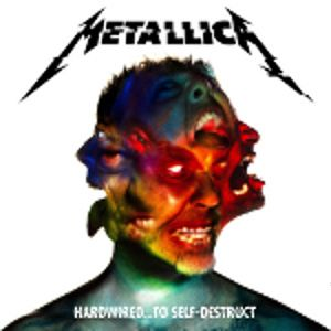 METALLICA - Hardwired...To Self-Destruct DELUXE BOX SET 3LP