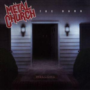 METAL CHURCH - The dark CD