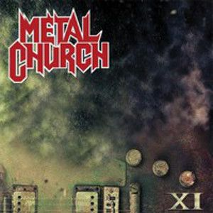METAL CHURCH - XI CD