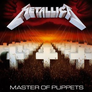 METALLICA - Master of Puppets LP REMASTERED