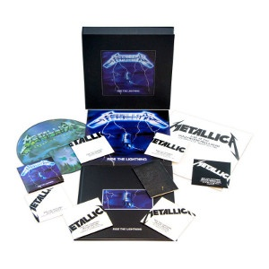 METALLICA - Ride the Lightning BOXSET