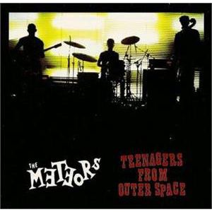 METEORS - Teenagers from outer space CD