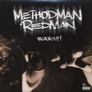 METHOD MAN & REDMAN - Blackout CD