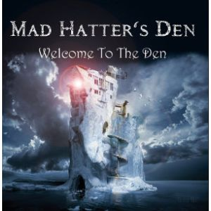 MAD HATTER'S DEN - - Welcome To The Den LP