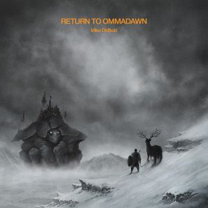 OLDFIELD MIKE - Return to Ommadawn LP