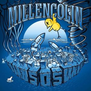 MILLENCOLIN - SOS LP LTD BLUE VINYL