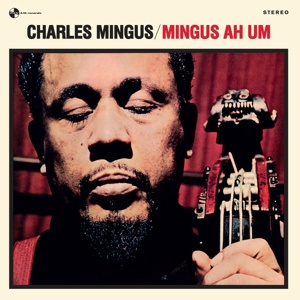 CHARLES MINGUS - Mingus Ah Um LP UUSI Pan Am Records