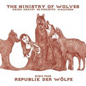 MINISTRY OF WOLVES - Music from republik der wölfe