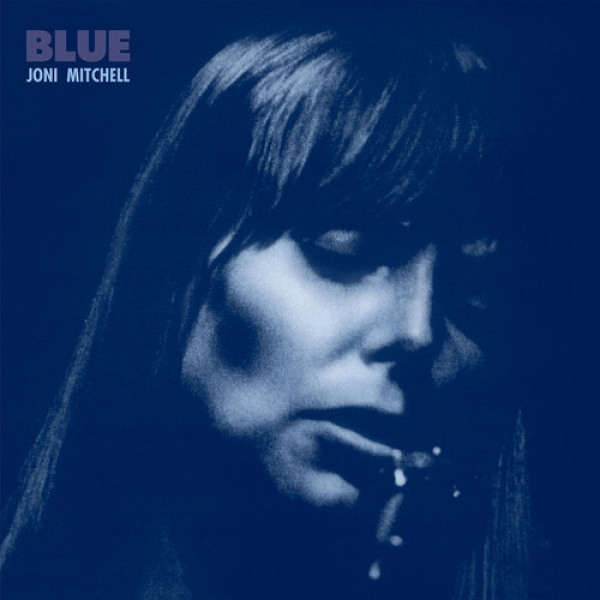 MITCHELL JONI - Blue LP LTD BLUE VINYL