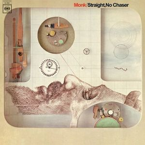 MONK - Straight, No Chaser LP Music on Vinyl