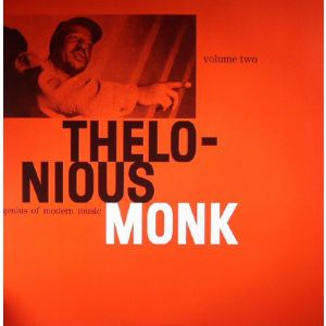 MONK THELONIOUS - Genius of modern music vol 2 LP Dol Records