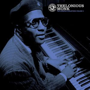 MONK THELONIOUS - The London Collection: Volume Three LP