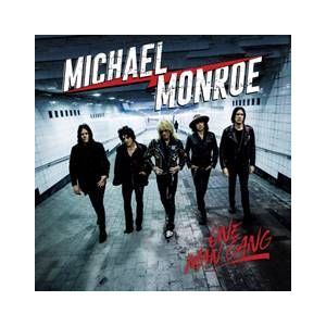 MICHAEL MONROE - One Man Gang LP